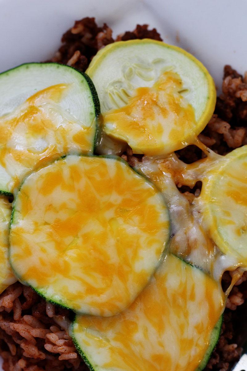 Easy Zucchini and Yellow Squash Casserole