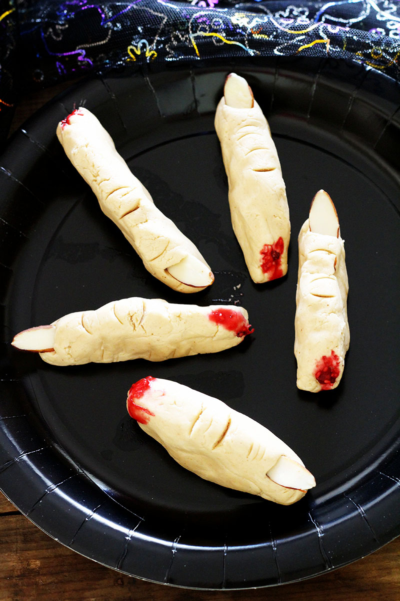 Witch Fingers