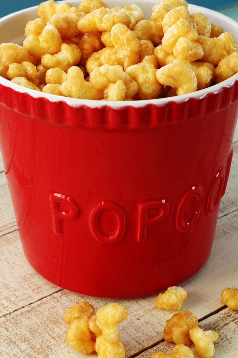 Caramel Pops