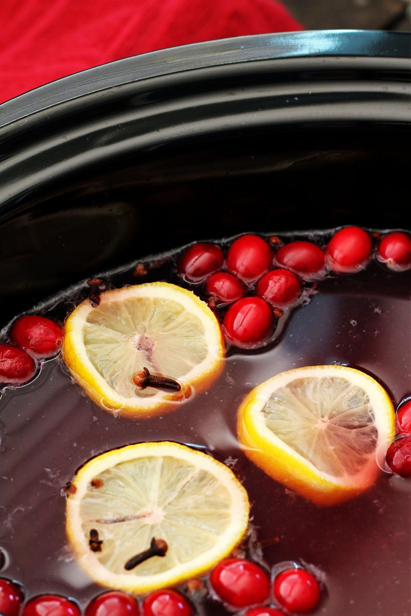 Holly Berry Wassail
