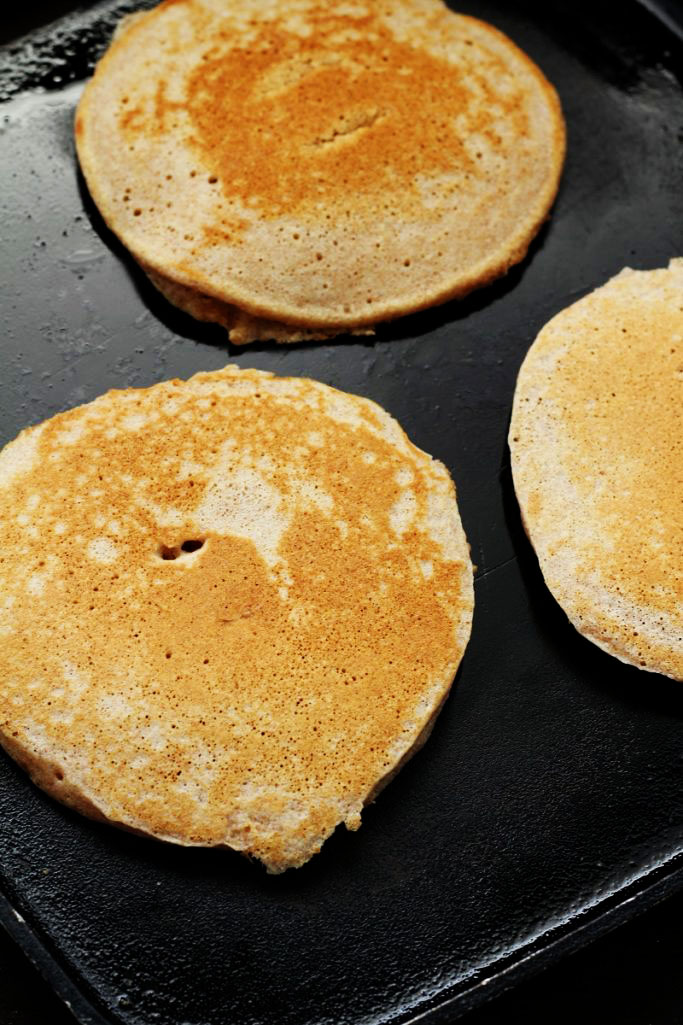Best Ever Deluxe Hot Cakes