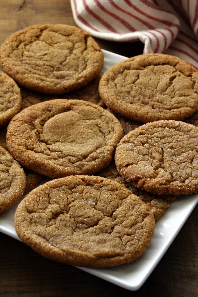 Soft Ginger Snaps