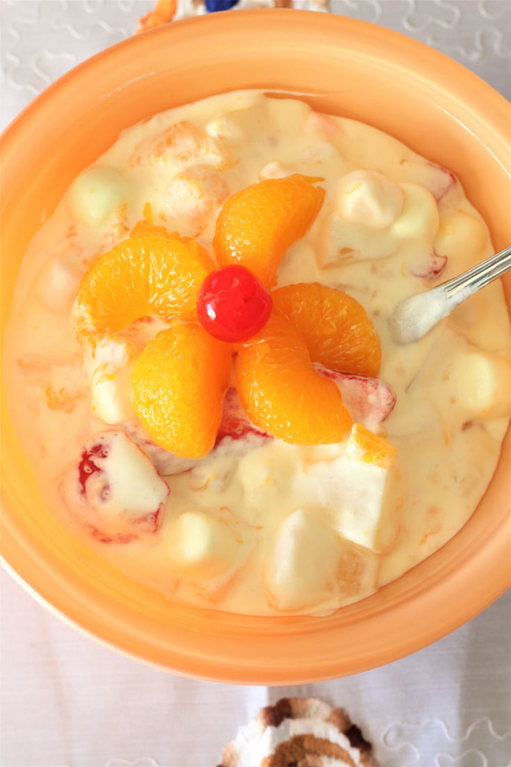 Fruit Salad 24-Hour