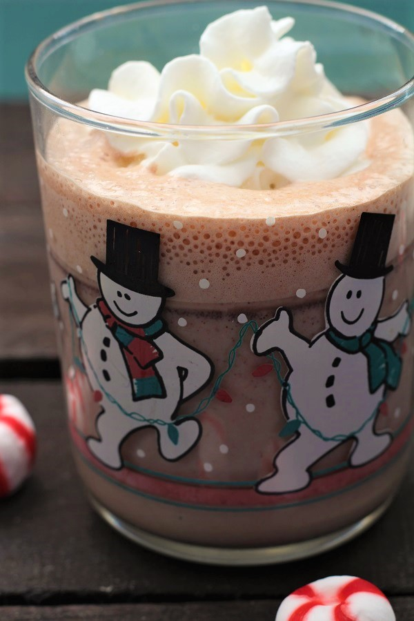 French Silk Hot Chocolate