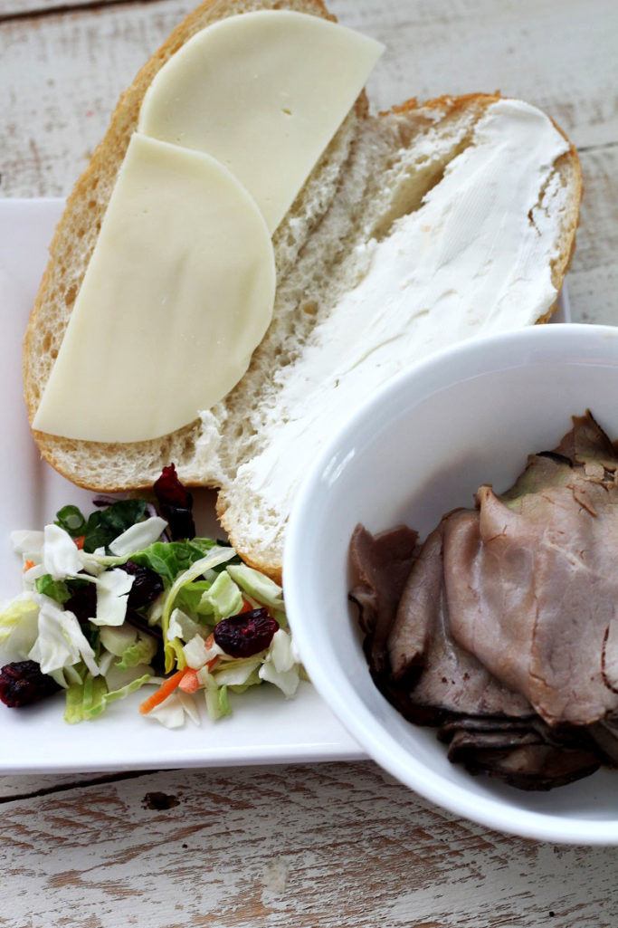 Easy French Dip Submarine Sandwiches