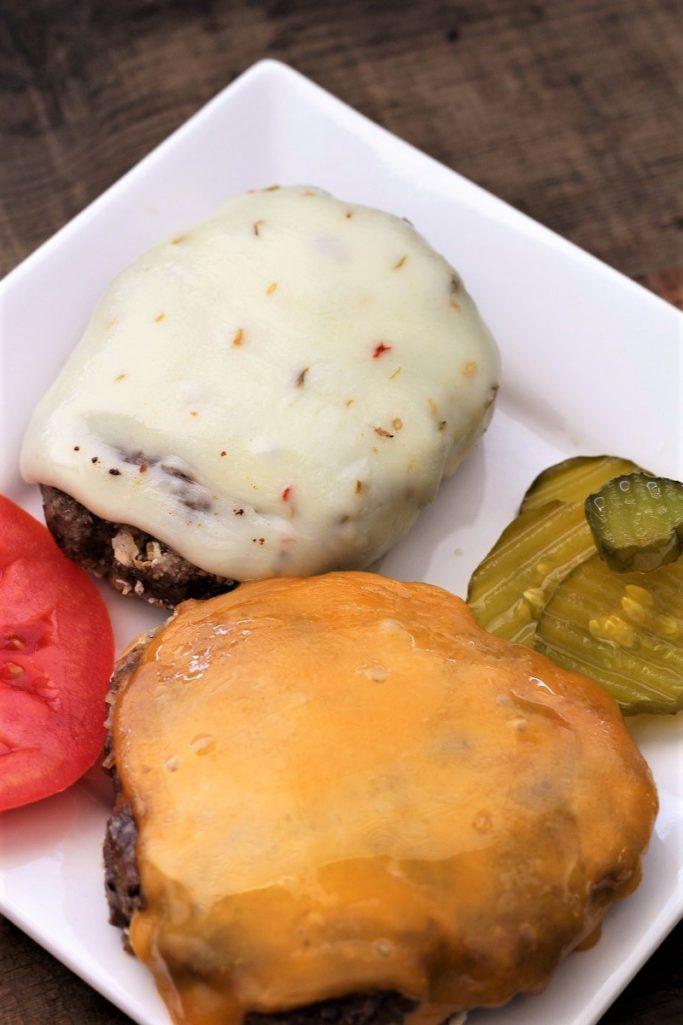 Great Savory Hamburgers