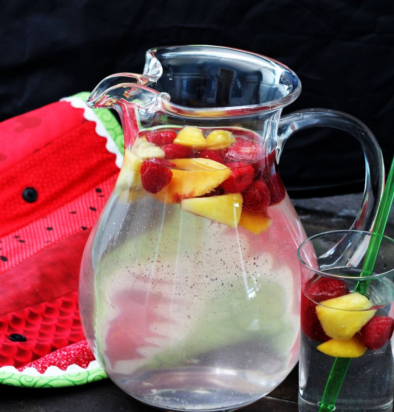 Refreshing Citrus Water Punch