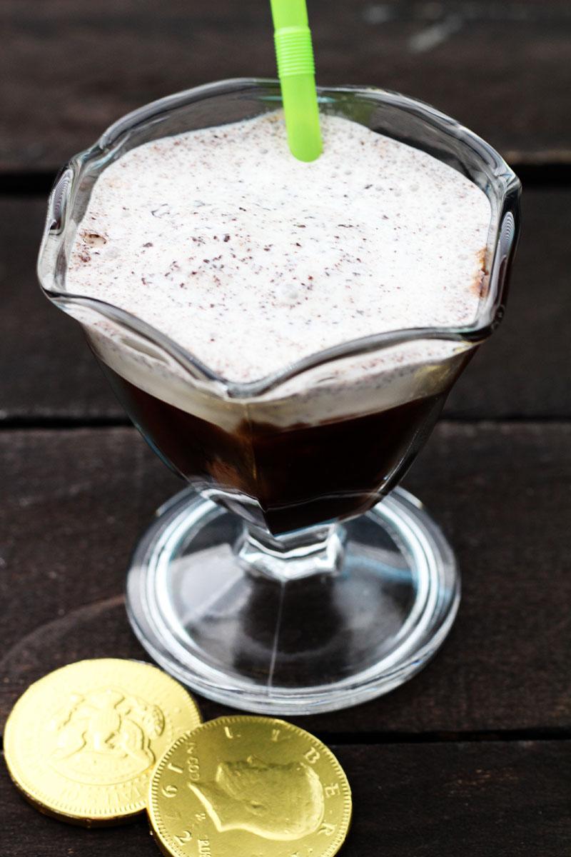 Chocolate Mock tini