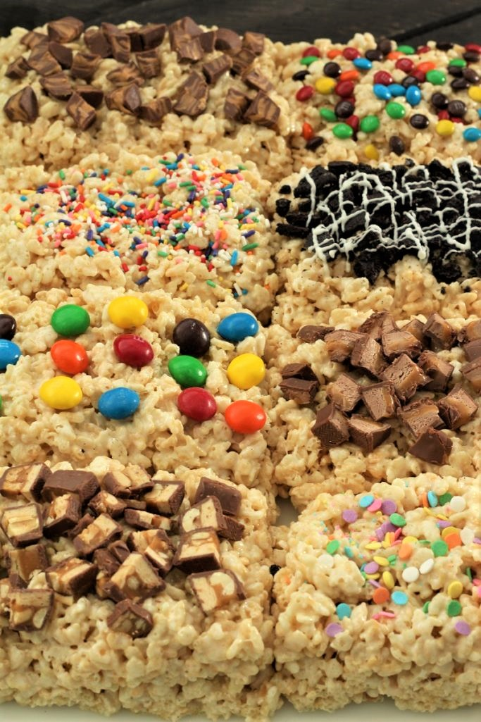 Gourmet Rice Krispies Treats