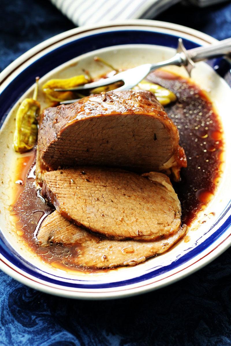 Mississippi Pot Roast