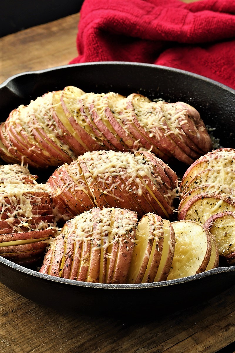 Italian Potatoes with Parmesan Cheese