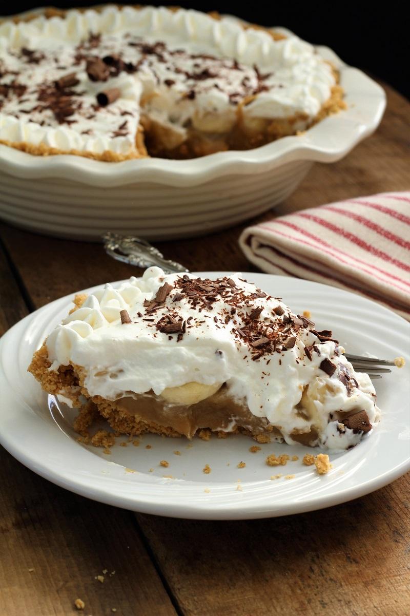 Best Ever Banoffee Pie