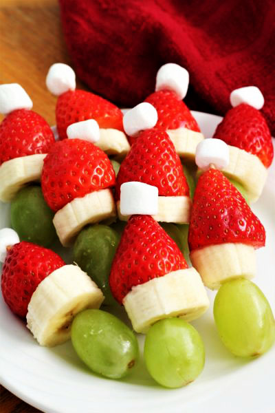 Healthier Christmas Snacks
