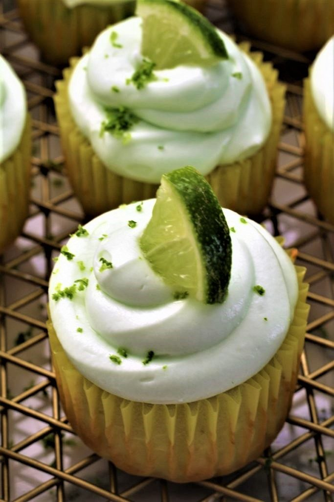 Easy Key Lime Cupcakes