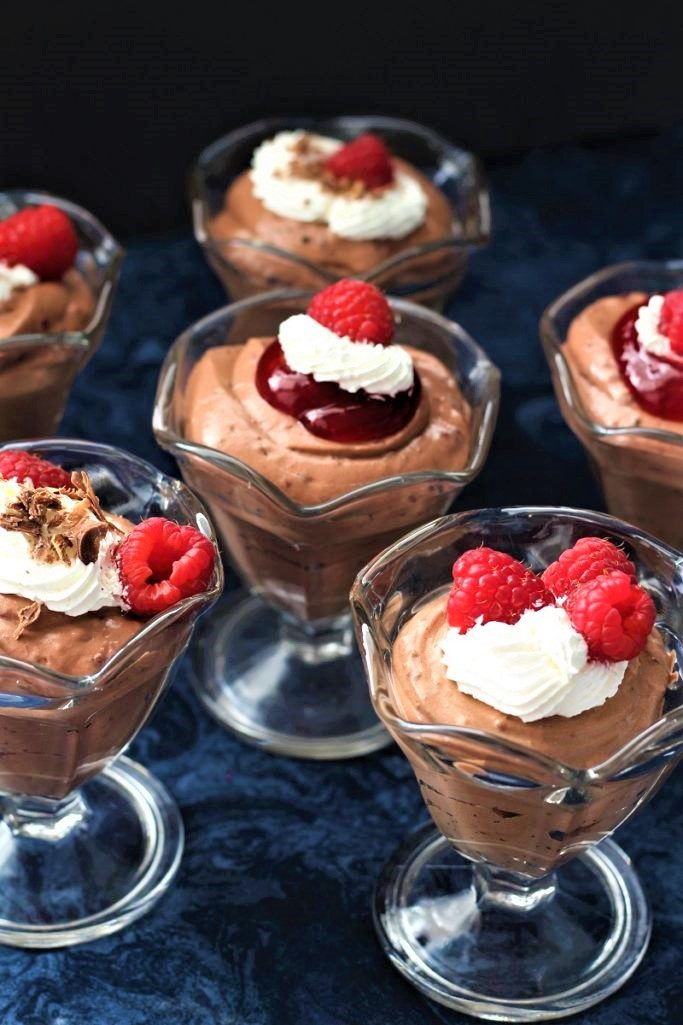 Mousse In A Minute