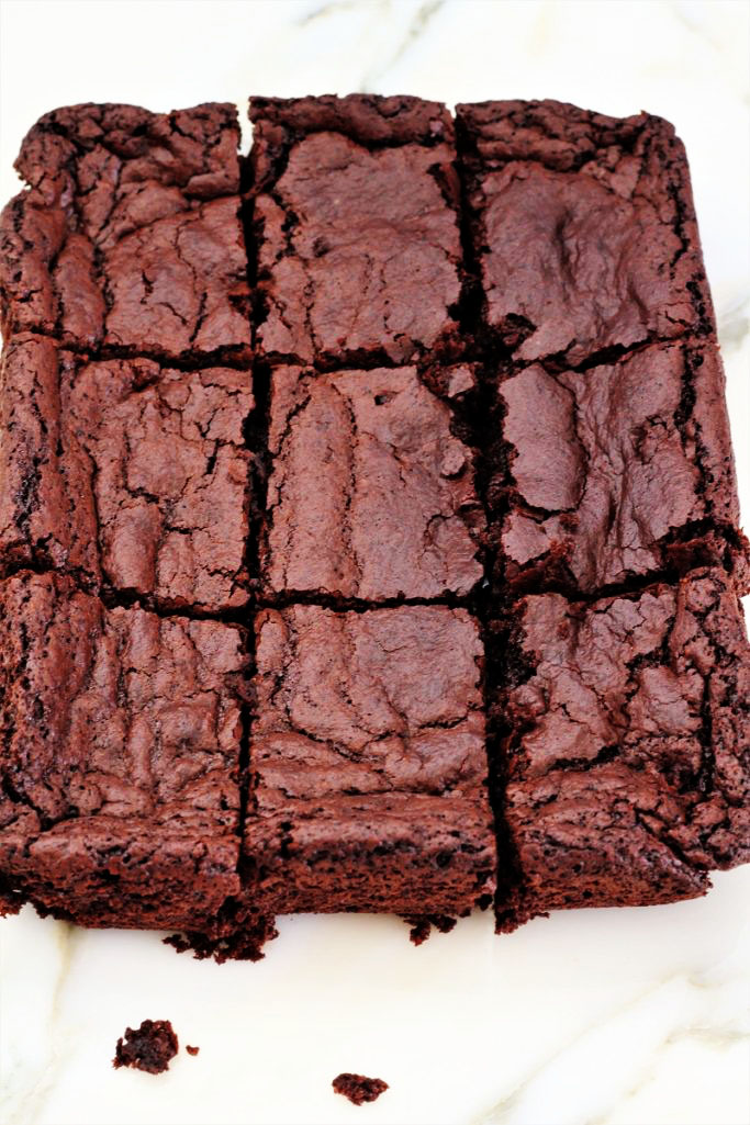 Amazing Gluten Free Brownies