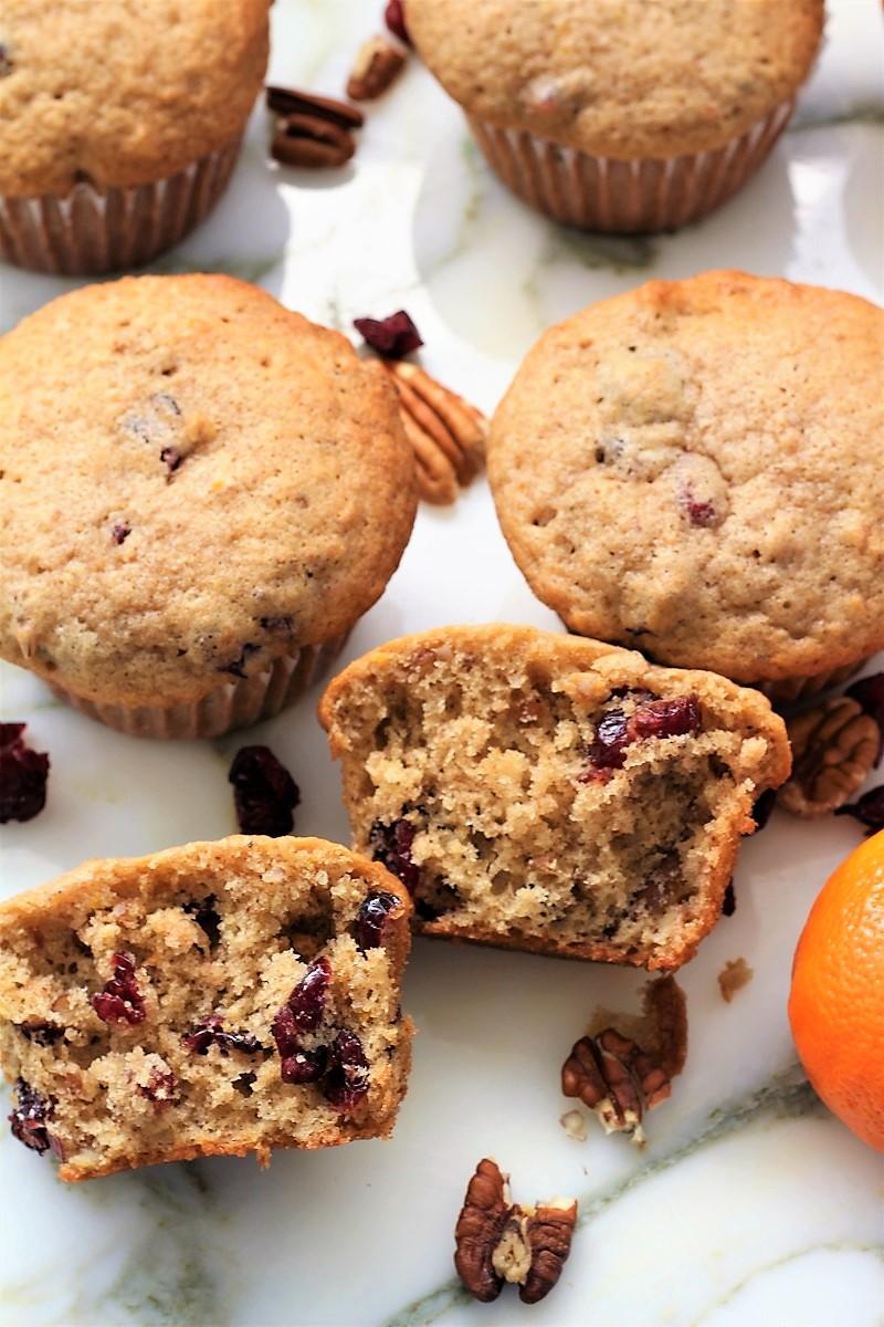 Craisin Muffins