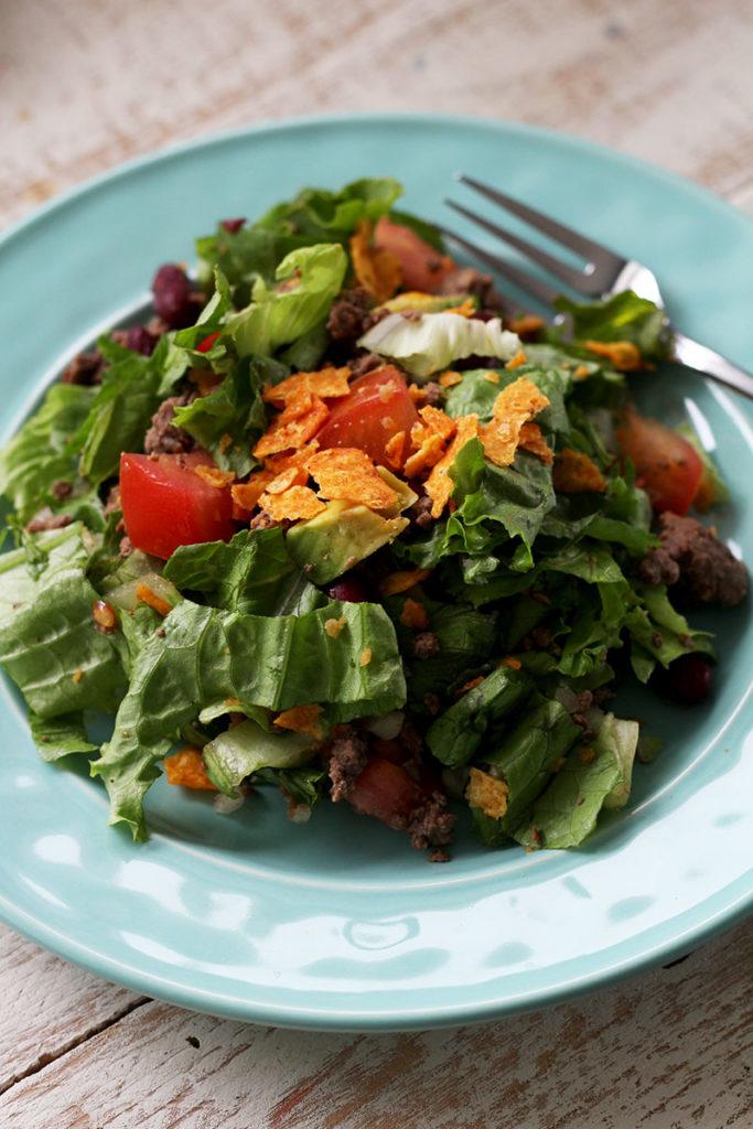 Easy Taco Salad