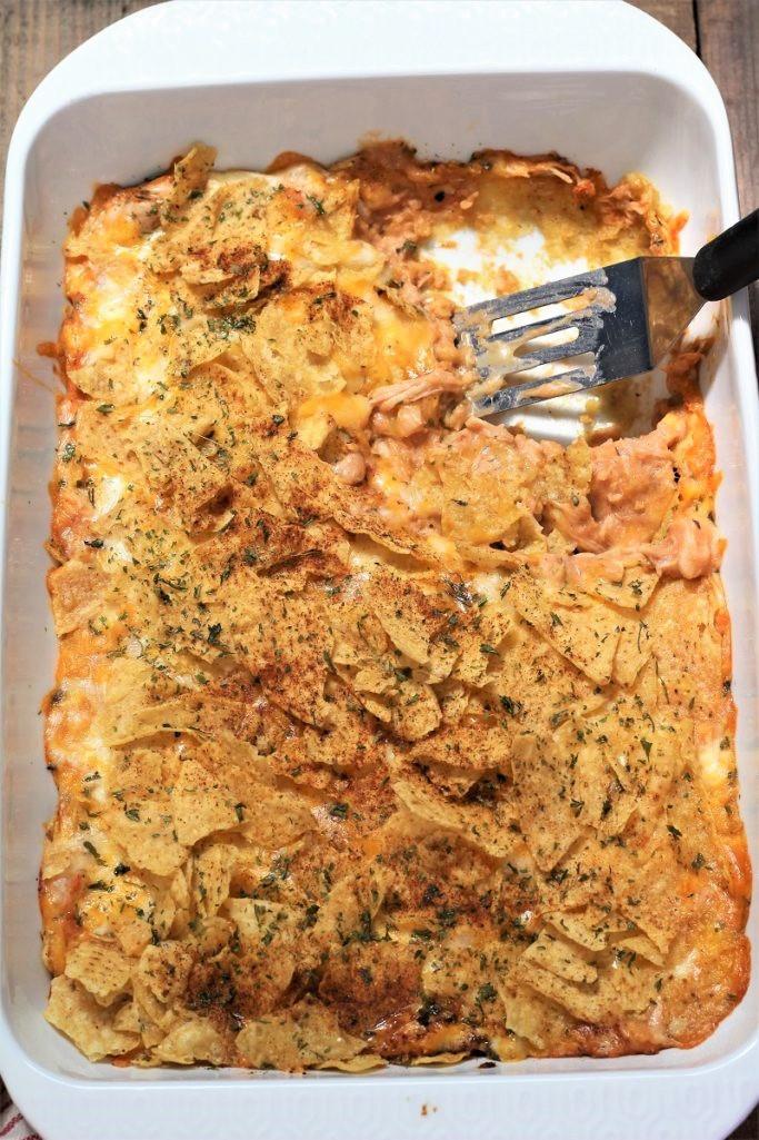 Easy Mexican Enchilada Casserole