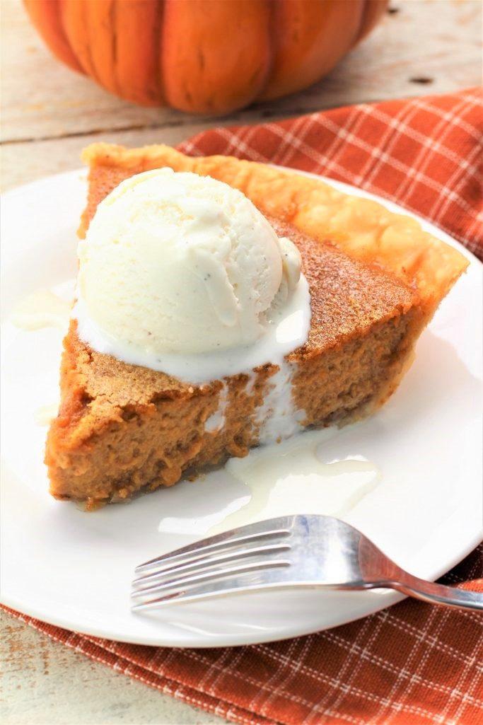 Worlds Best Pumpkin Pie
