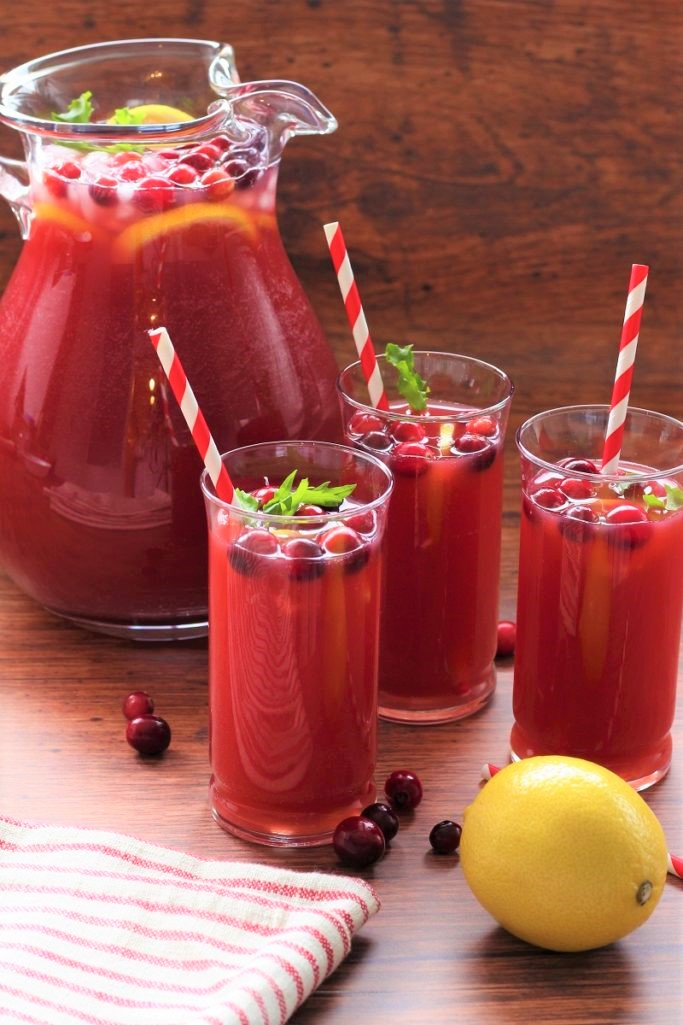 Holiday Apple Punch