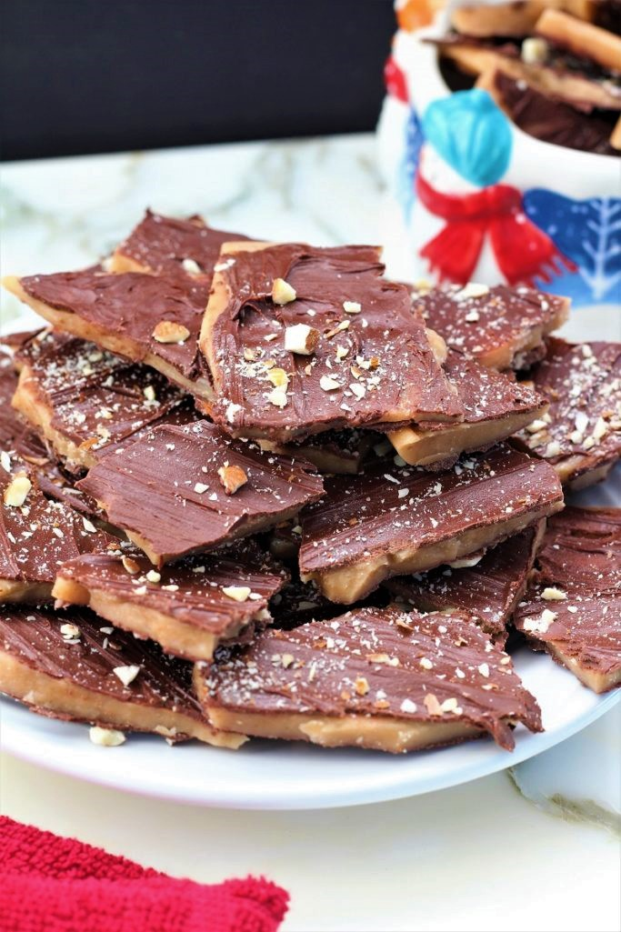 Simple English Toffee