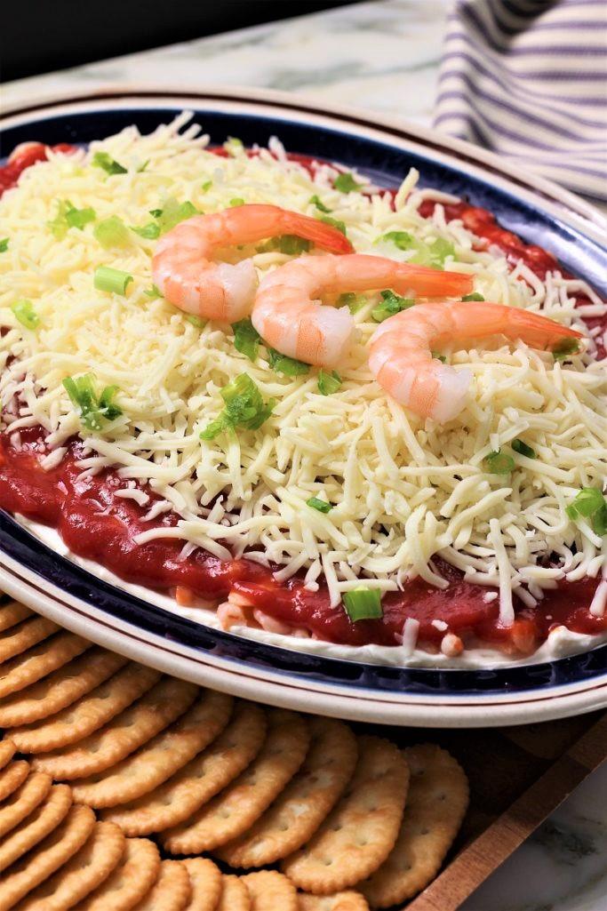 Lion House Shrimp Plate