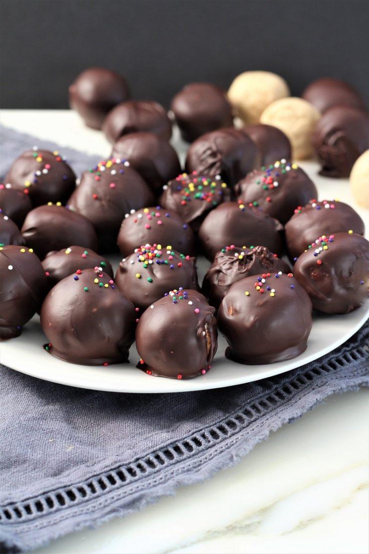 Reese's Copycat Peanut Butter Balls