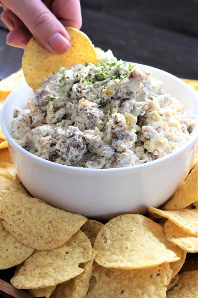 Super Bowl Party Dip