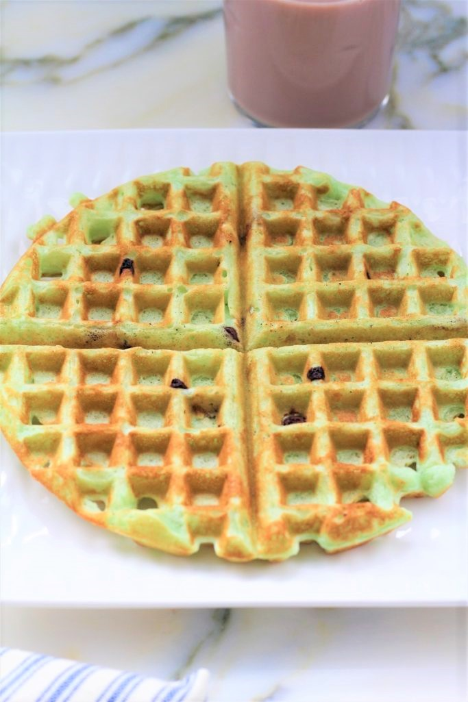 Delicious Waffles with Options