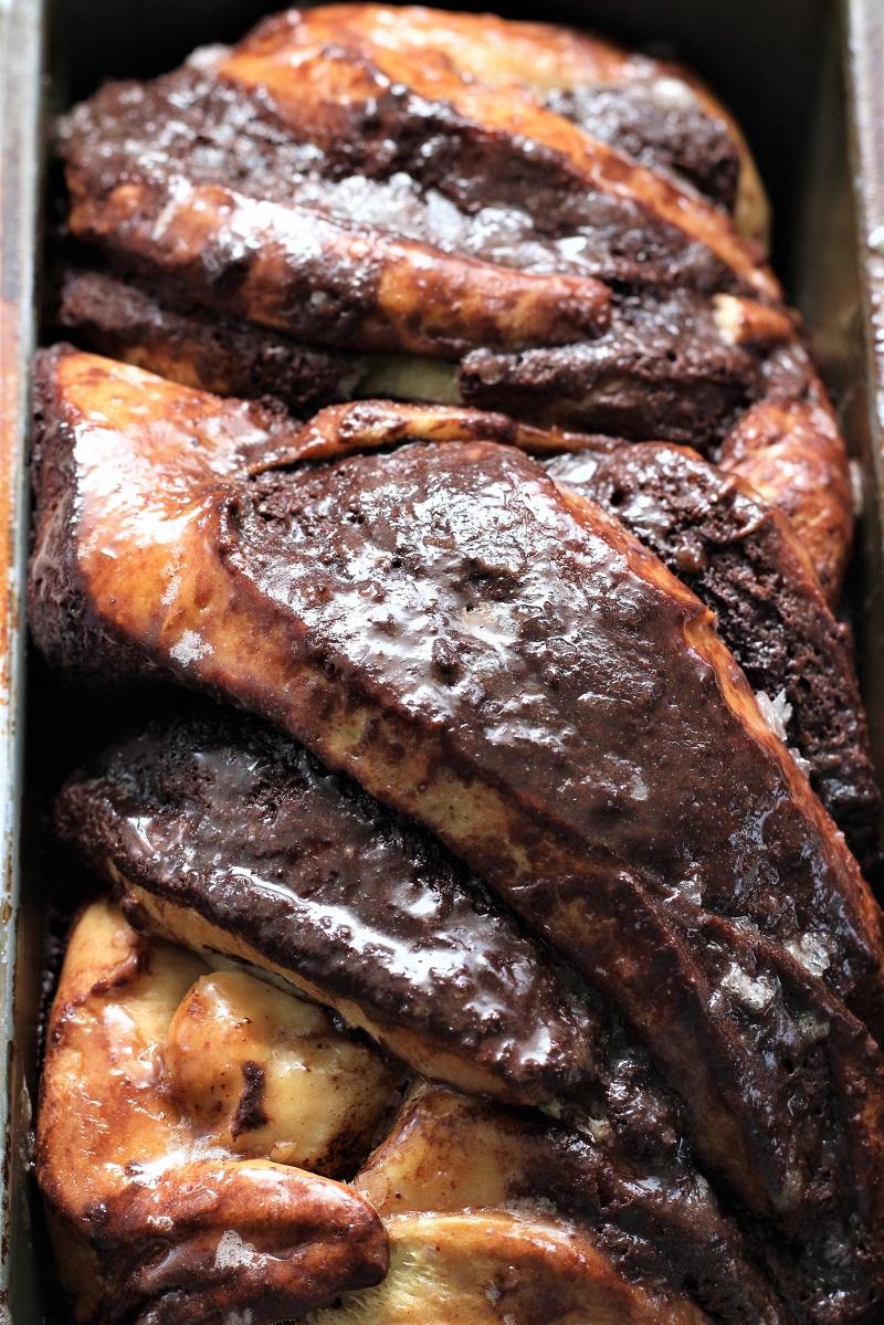 Chocolate Babka Bread