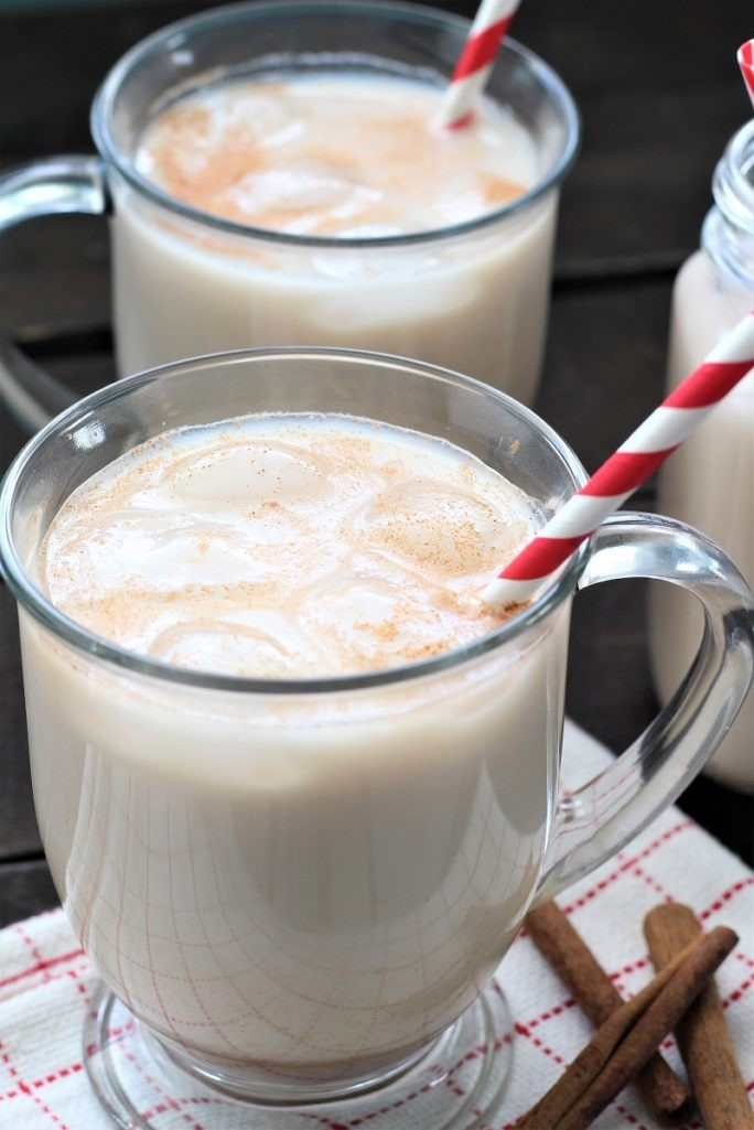 Authentic Homemade Mexican Horchata