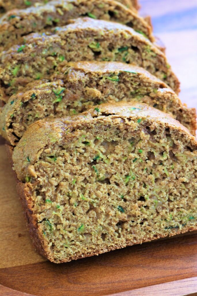 Award Winning Zucchini Bread