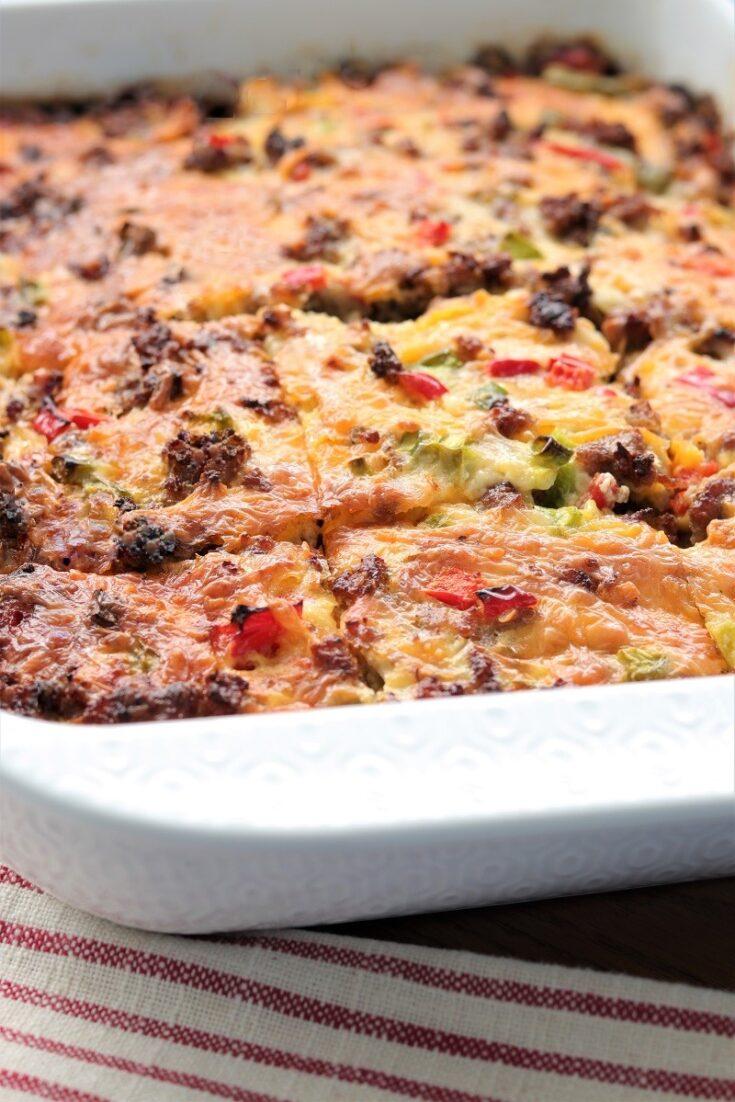 Amazing Breakfast Casserole