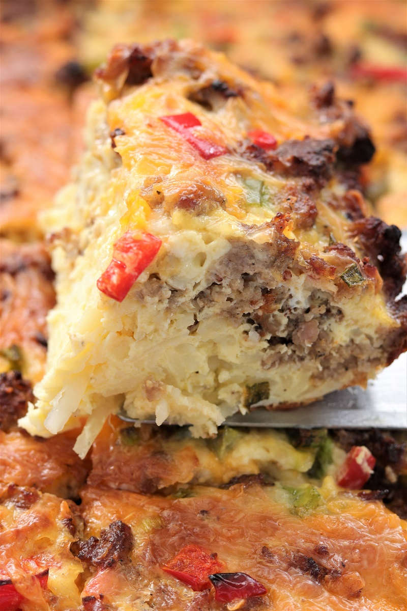 Amazing Breakfast Casserole