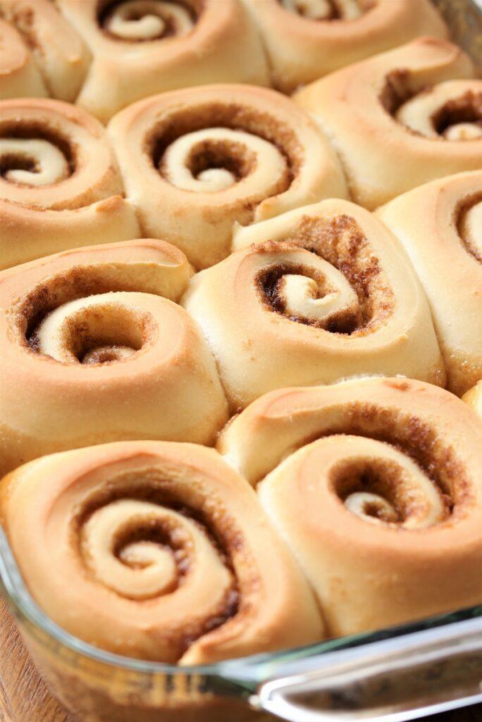 Family Favorite Cinnamon Rolls